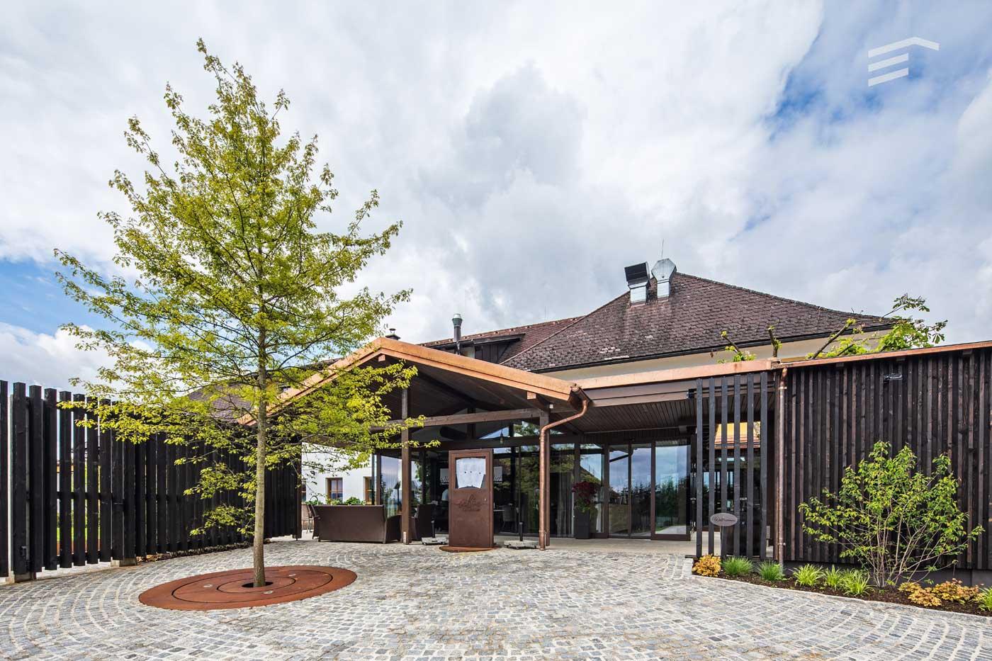 Gasthaus Muhr Eingang