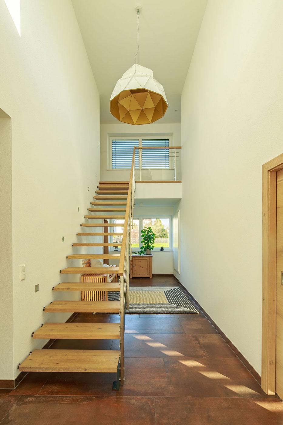 Wohnhaus Zipf Treppe