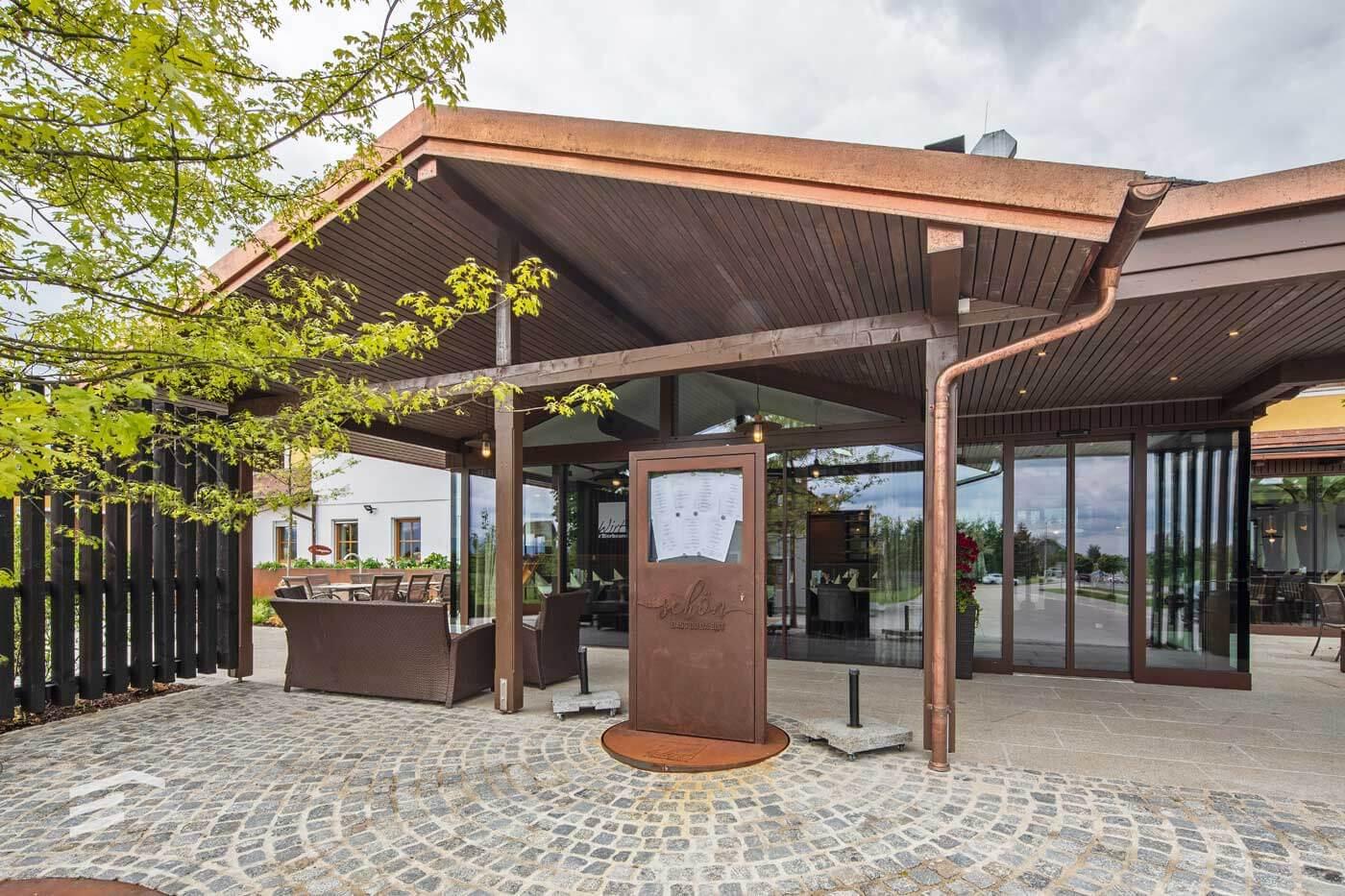 Gasthaus Muhr Eingang 2