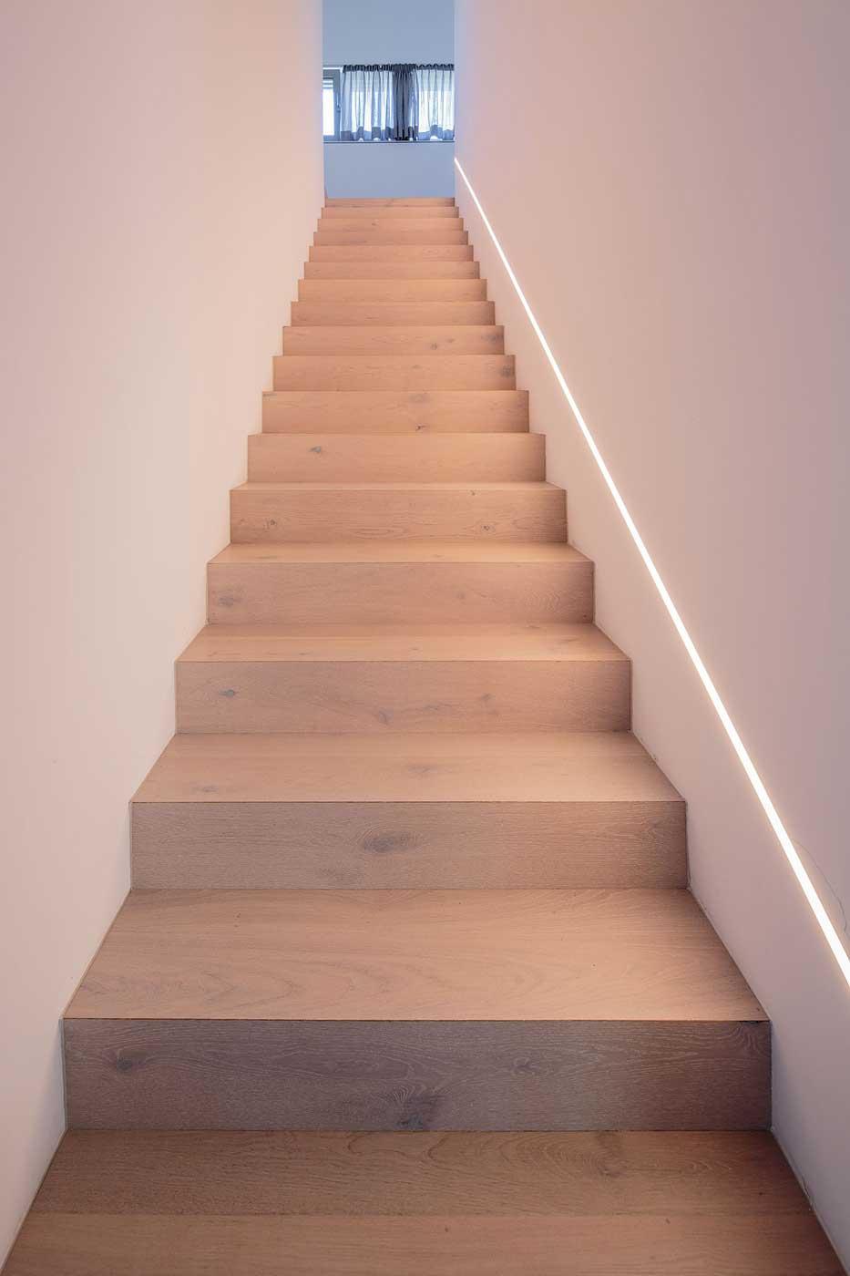 Forstinger Weyregg Treppe